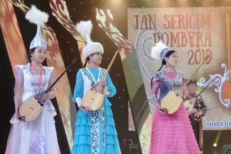 Республиканский конкурс «Жан серігім - домбыра» стартовал в Актобе