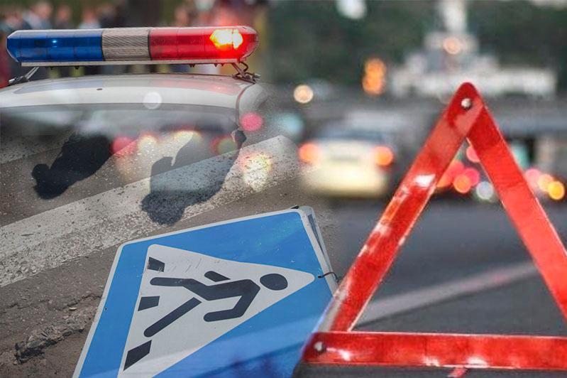 Два пьяных пешехода угодили под колеса авто в Петропавловске