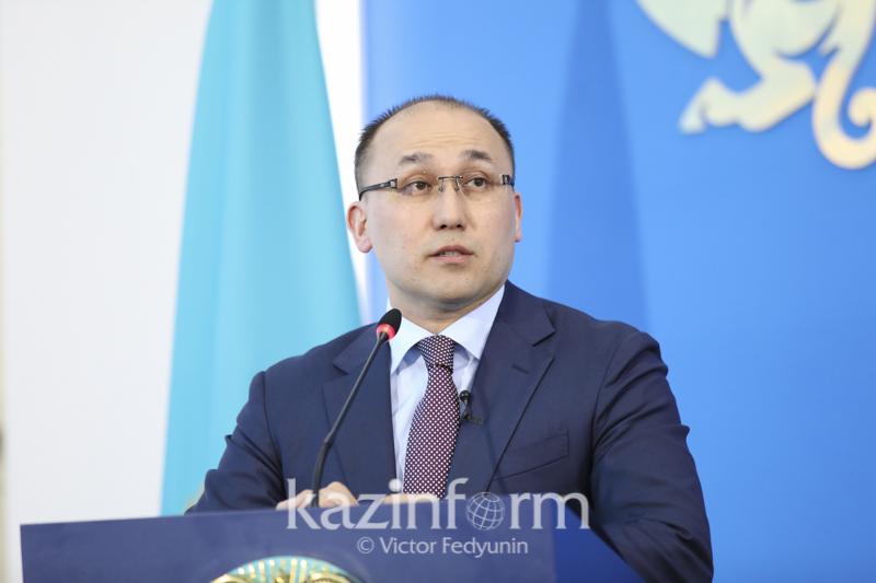 Даурен Абаев прокомментировал видео с требованием отставки главы Минздрава
