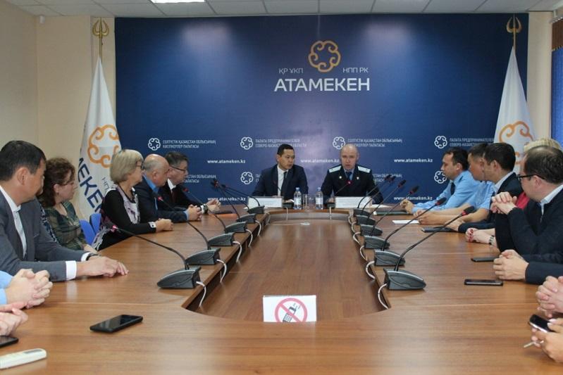 Незаконные проверки бизнеса выявили в Северном Казахстане