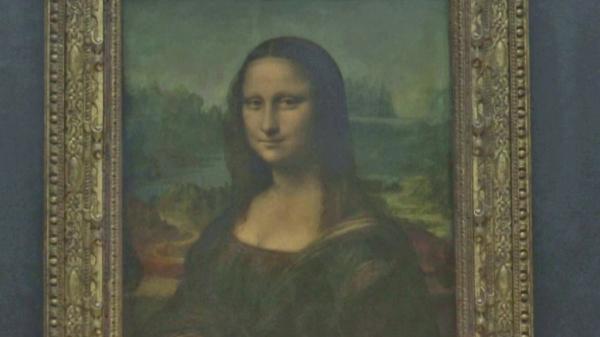 اتاقتى «مونا ليزا» بۇرىنعى ورنىنا قايتا ءىلىندى