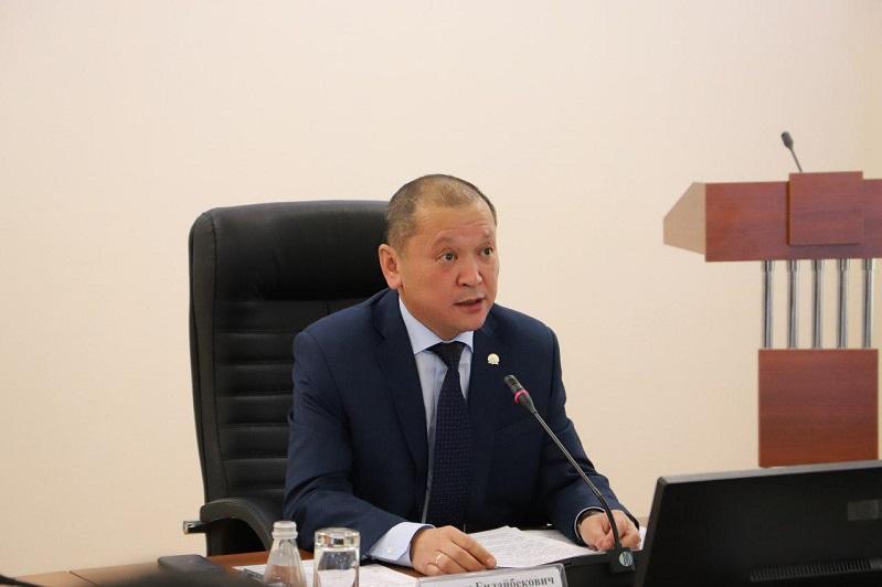 Министр труда РК провел прием граждан в Атырау