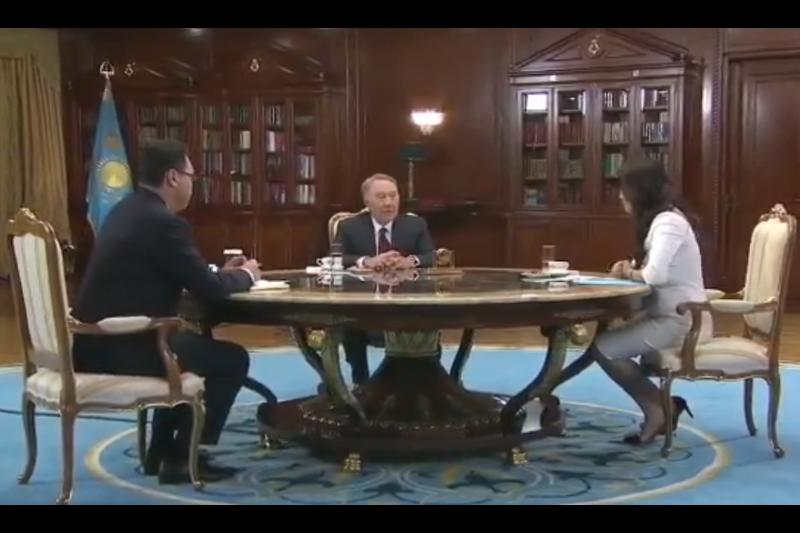 Қазақстанда «қос билік» туралы қауесетке негіз жоқ – Нұрсұлтан Назарбаев