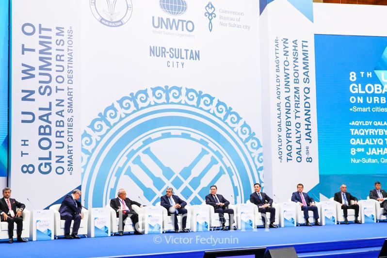 各国首都市长分享在发展旅游业方面的经验