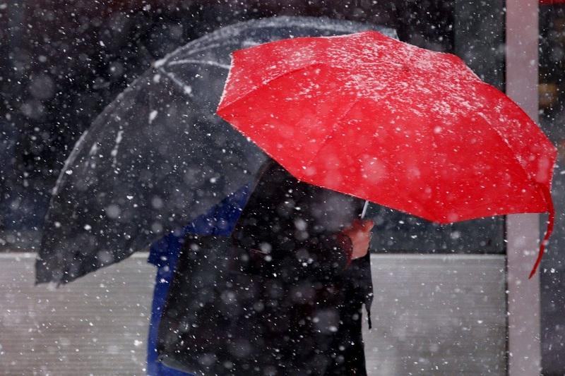 Похолодание, дождь и мокрый снег прогнозируютна выходные в Казахстане