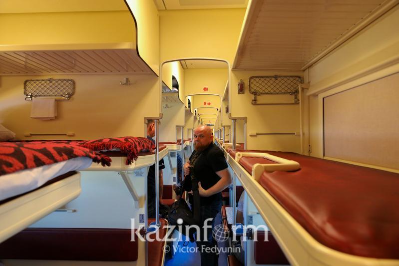 Чистоту и хорошее обслуживания в вагонах пообещал новый глава АО «Пассажирские перевозки»