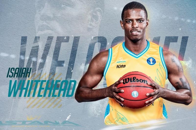 Баскетбольная «Астана» подписала американского защитника