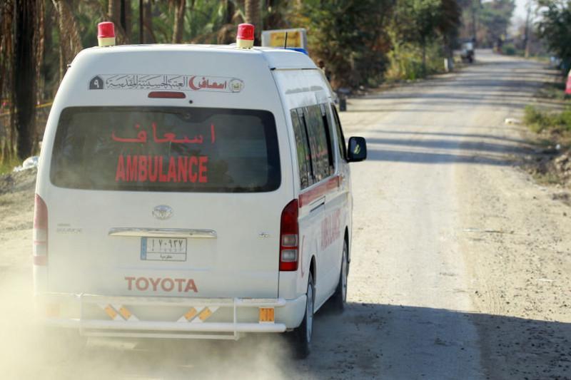 Иракта тәу етуге бара жатқан 8 ирандық жол апатынан қаза тапты
