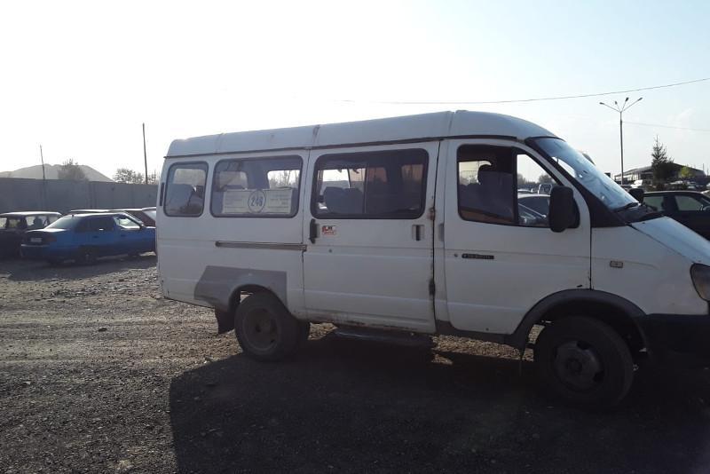 Управлявшего автобусом в наркотическом опьянении водителя выявили в Усть-Каменогорске