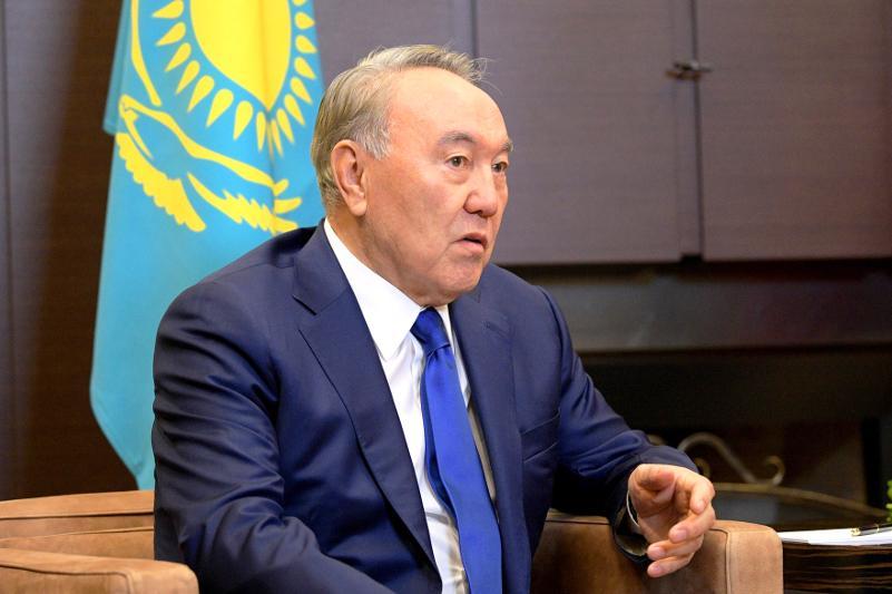 Нұрсұлтан Назарбаев: Жауыздардыңсөзін тыңдамау керек