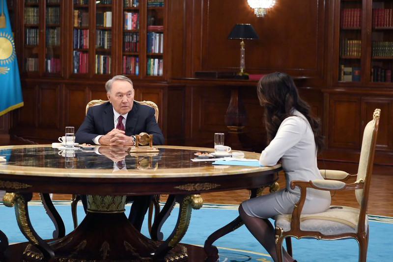 «Қосарланған билік» туралы әңгімені қашқын ұрылар шығарып жүр - Назарбаев