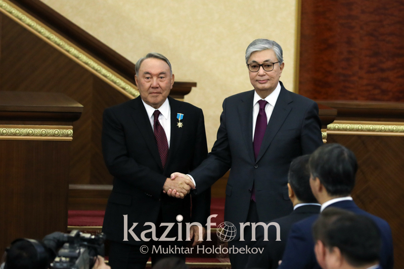 Рассматривал несколько кандидатур-Нурсултан Назарбаев о транзите власти