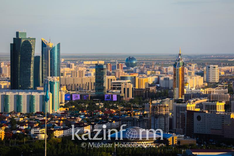 Елордаға қарап отырып өзім де таң қаламын - Нұрсұлтан Назарбаев