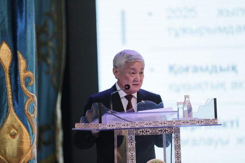 Социальная сфера в приоритете государства-БердибекСапарбаев