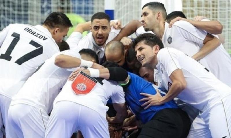 Футзальный «Кайрат» вышел в элитный раунд Лиги чемпионов