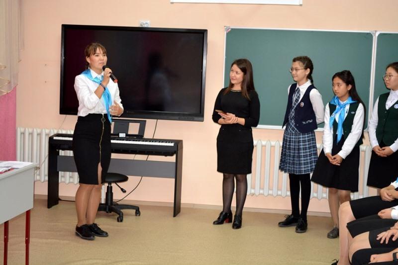 Петропавл мектептерінде оқушылар «адалдық елшісін» сайлайды