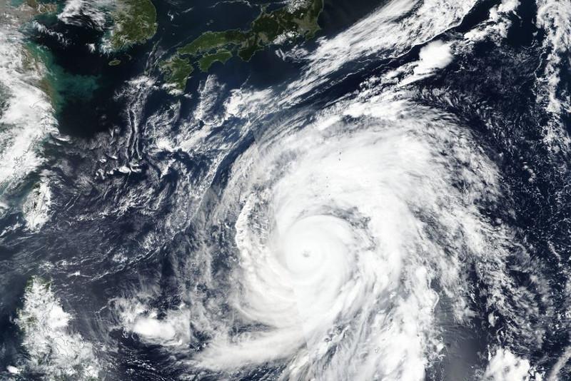 В Японии готовятся к эвакуации людей из-за тайфуна «Хагибис»
