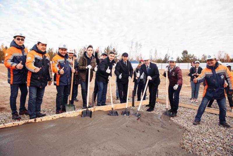 Инновационную школу на деньги меценатов строят в Акмолинской области