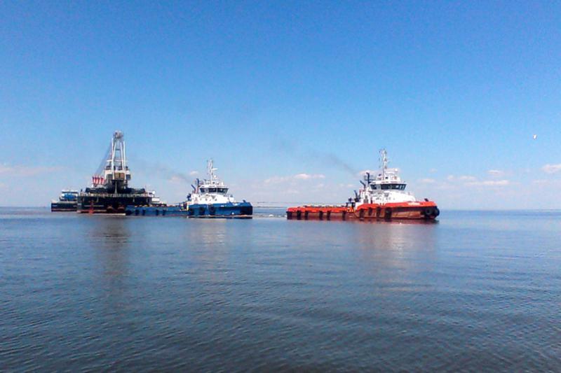 Урало-Каспийский канал вновь станет судоходным