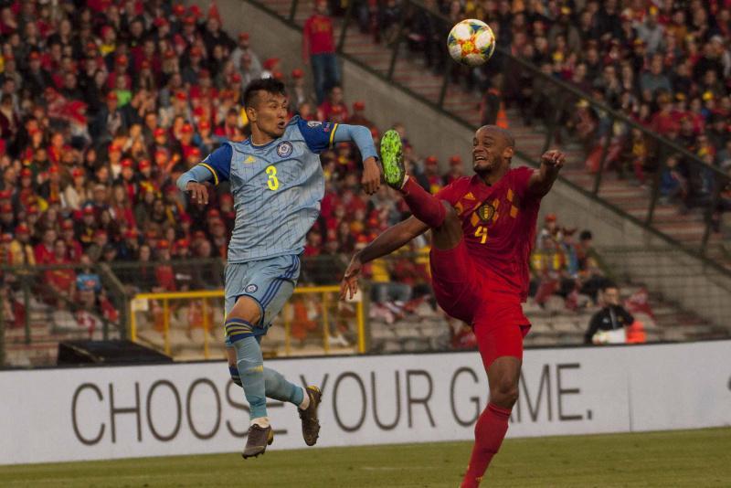 Казахстан - Бельгия: где, когда и во сколько смотреть трансляцию матча отбора ЕВРО-2020