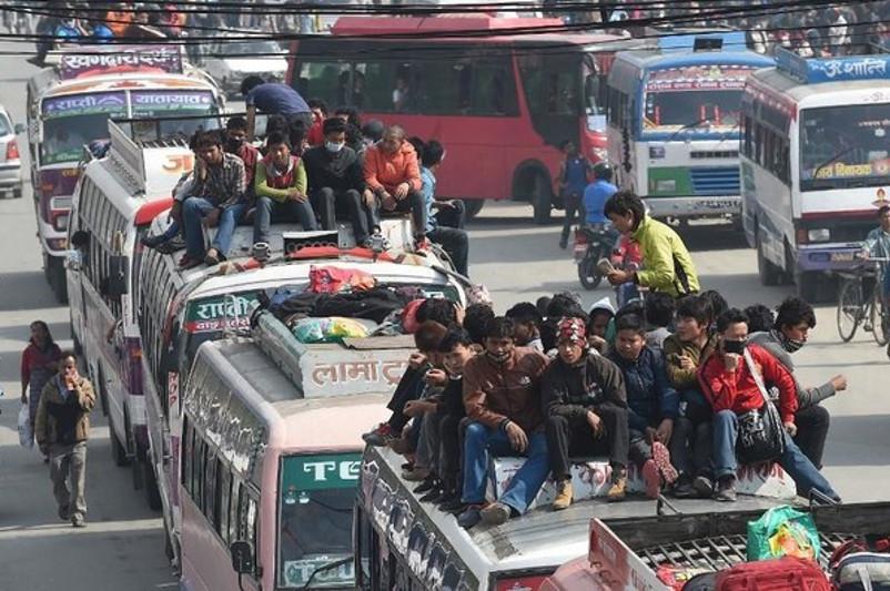 Nepal bus crash kills 11, injures over a hundred