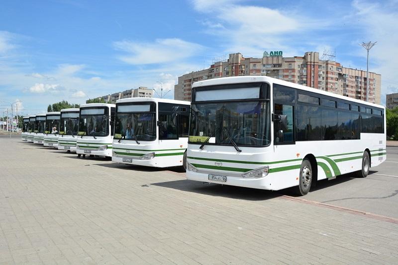 65 % пассажирских автобусов выработали технический ресурс в ВКО