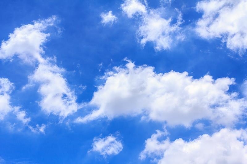No precipitation forecast for Sunday