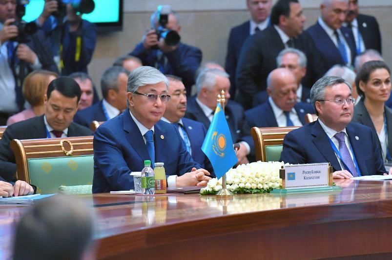 视频:托卡耶夫总统访问土库曼斯坦之行