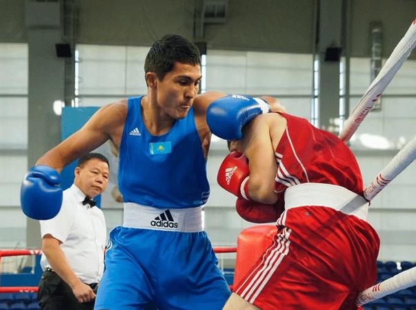 Определились полуфиналисты турнира на Кубок Казахстанской федерации бокса