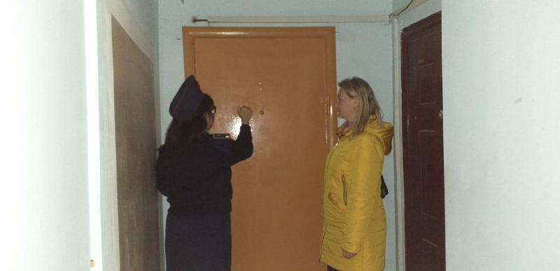 Бдительность детей проверяют по просьбам родителей полицейские Караганды