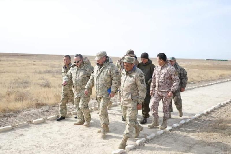 Ақтөбеде он жыл бұрын жабылған Өзбекстанмен шекара бекеті ашылады
