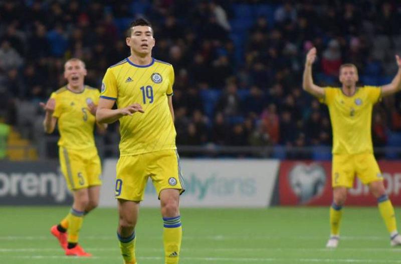 欧预赛:哈萨克斯坦0:2不敌比利时