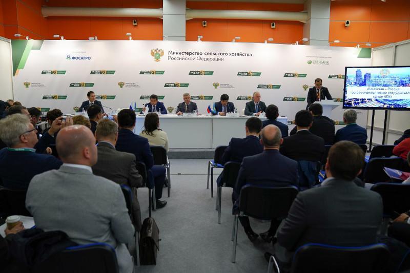 哈农业部:过去五年哈萨克斯坦农业生产增长1.4倍