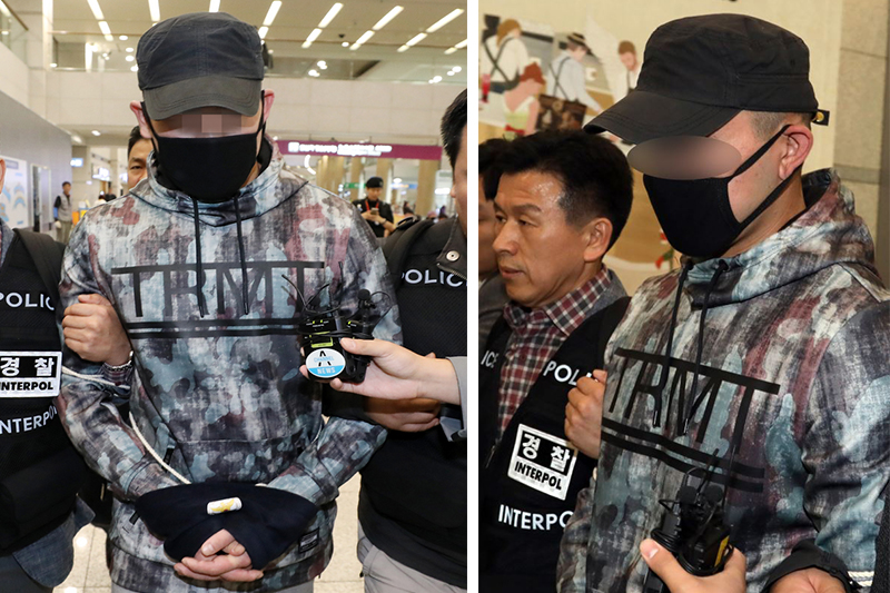 Kazakh man extradited over suspected hit-and-run incident in S. Korea