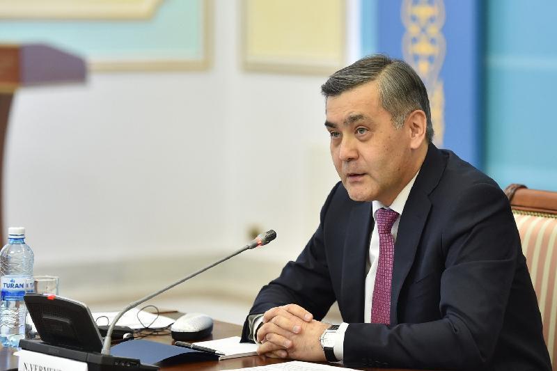 Мерзімді әскери қызметшілер Арыстағы жұмысқа тартылған жоқ – Нұрлан Ермекбаев