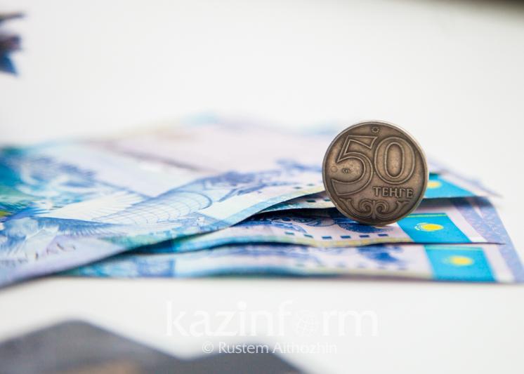 Выросли вклады казахстанцев в тенге
