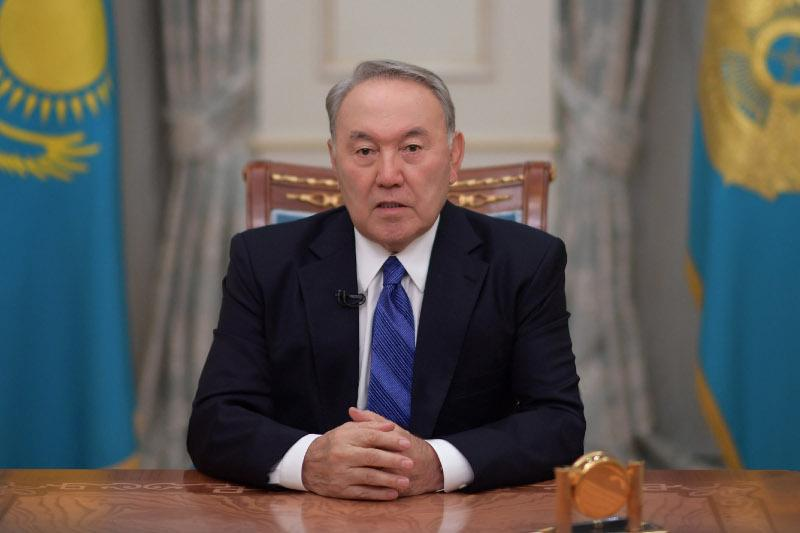 Nursultan Nazarbayev condoles loss of lives in Japan due to Typhoon Hagibis