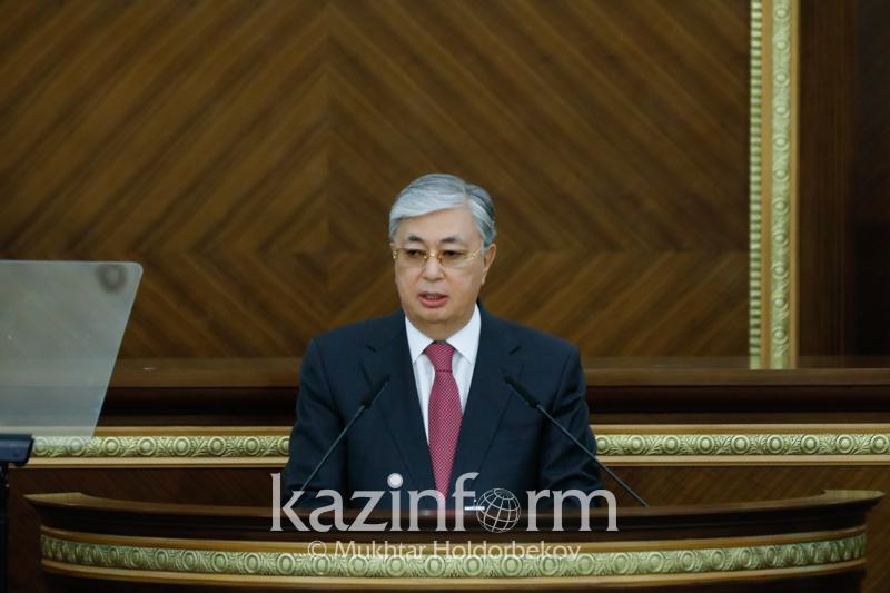 Касым-Жомарт Токаев в Послании народу демонстрирует обществу твердую волю  -  комментарии китайских экспертов