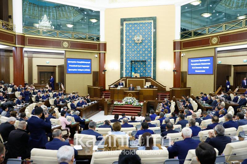 Послание Президента РК является уникальной рабочей программой - Сабит ат-Тахир