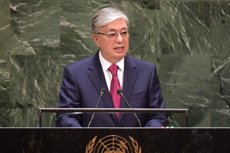 Фильм об участии Касым-Жомарта Токаева на 74-ой сессии Генассамблеи ООН смогут увидеть казахстанцы