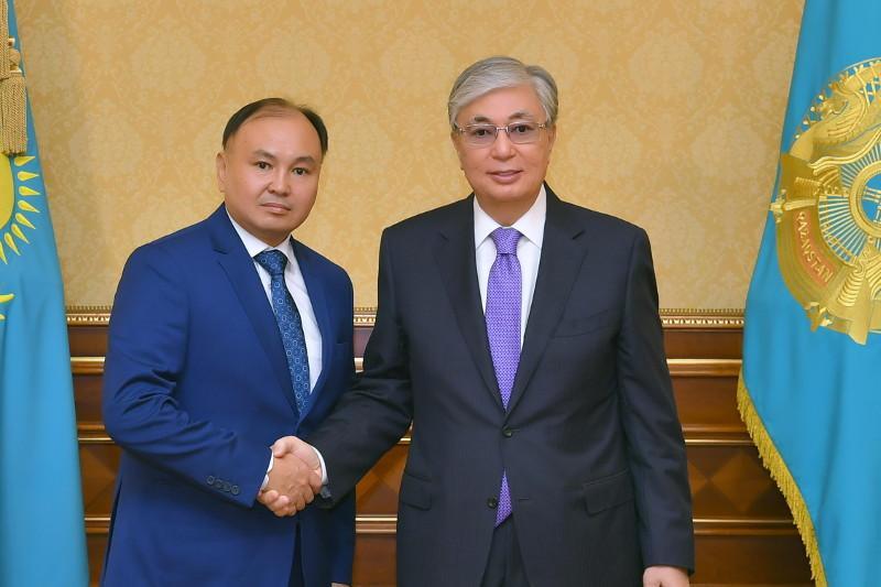 Kazakh President, National Public Confidence Council members meet