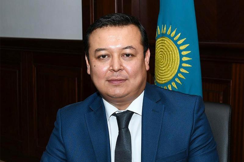 Назначен руководитель управления природных ресурсов Кызылординской области