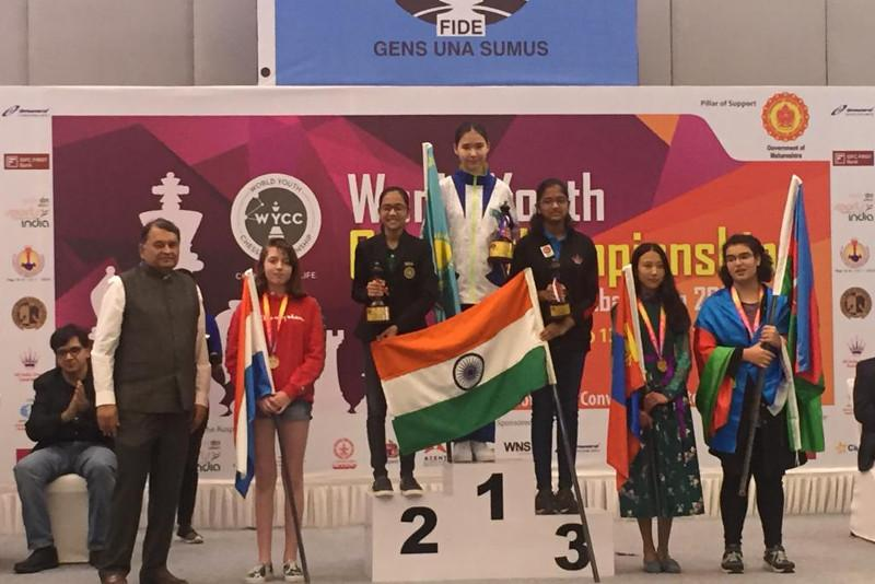 Золото и серебро взяла казахстанка на чемпионате мира по шахматам