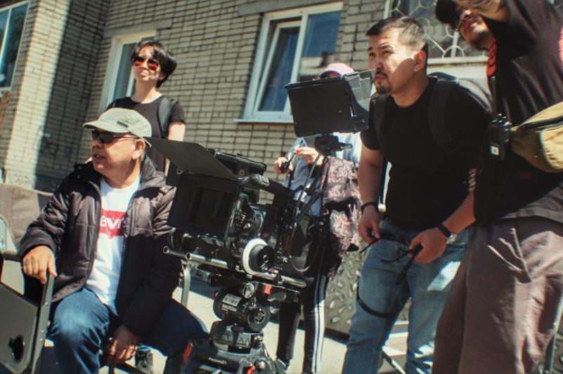 Фильм о поэте Мукагали Макатаеве снимают в Усть-Каменогорске