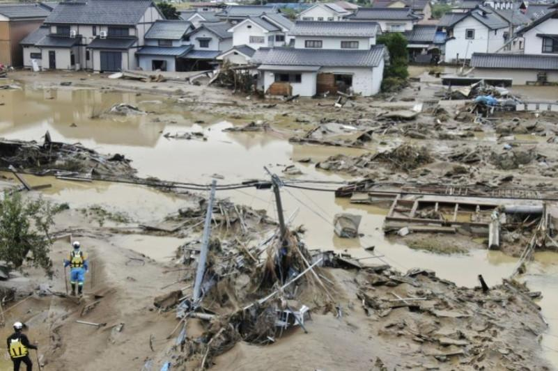 Typhoon Hagibis death toll rises to 53: Kyodo tally