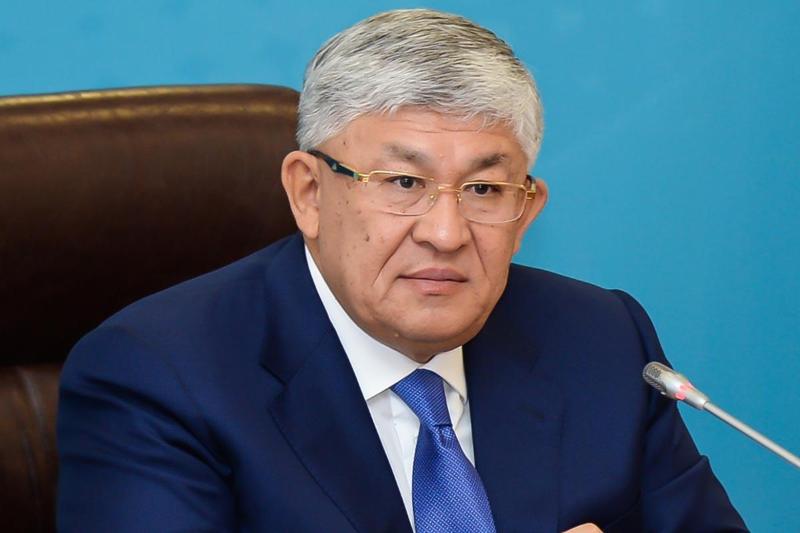 Qyrymbek Kósherbaev Almatyda mádenıet jáne ǵylym qaıratkerlerimen kezdesti