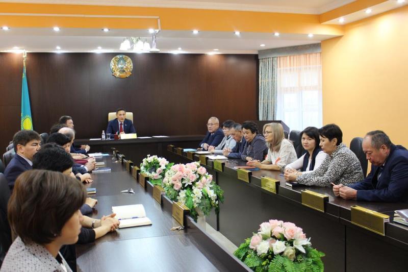 Новые судьи назначены в Актюбинской области