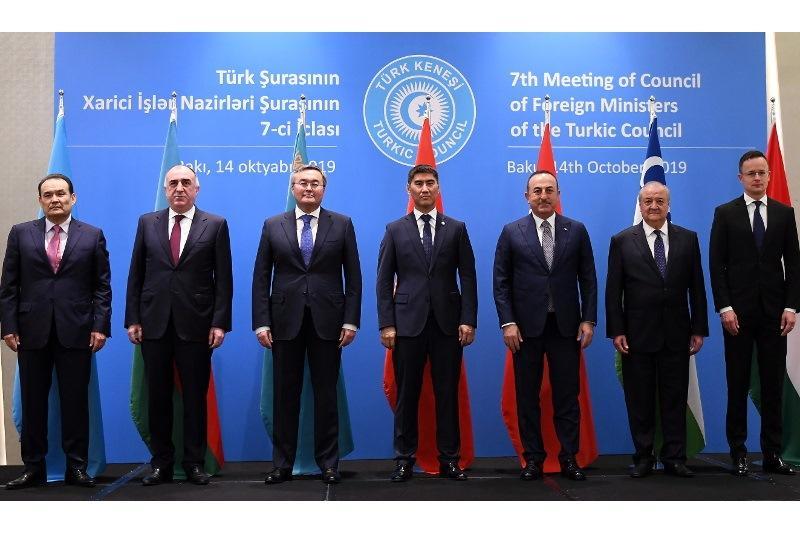 Түркітілдес мемлекеттердің Сыртқы істер министрлері Түркі кеңесіне Өзбекстанның кіруін құптады