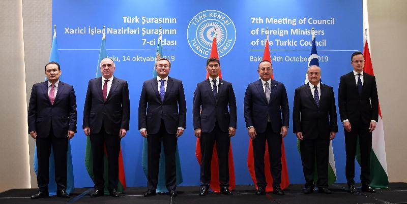 Министры иностранных дел тюркоязычных государств приветствовали вступление Узбекистана в ССТГ