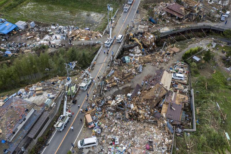 Typhoon Hagibis death toll rises to 55: Kyodo tally